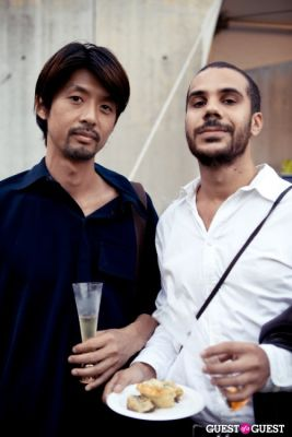 eiji sumi in Le Grand Fooding 2010 at MoMA PS1