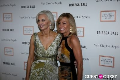 julie mcmann in New York Academy of Arts TriBeCa Ball Presented by Van Cleef & Arpels