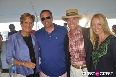 eileen musarra in Bridgehampton Polo-Support Hope, Help & Rebuild Haiti (HHRH)