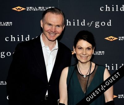 elaina mcgee in Child of God Premiere