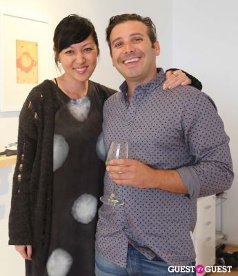 elaine asada in L'Art Projects Presents the Inaugural Exhibition,