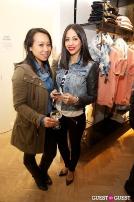 santana lopez in Scotch & Soda Launch Party