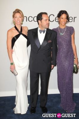 veronica webb in Oprah Winfrey and Ralph Lauren Gala