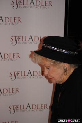 elaine stritch in The Eighth Annual Stella by Starlight Benefit Gala