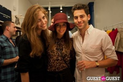 elana lichtman in FNO Celebrates The Opening Of Alexander Berardi New York Flagship Boutique