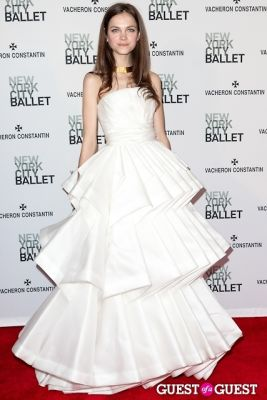 electra hill in NYC Ballet Spring Gala 2013