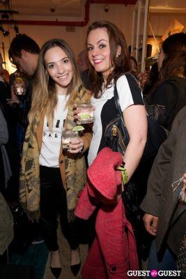 kim van-der-bosch in Scotch & Soda Launch Party