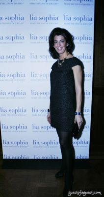 elena kiam in Lia Sophia Fashion Show at the Plaza