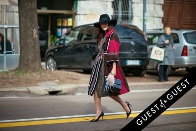 eleonora carisi in Milan Fashion Week Pt 1