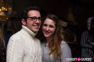 emily falcone in Après-Ski Party at W Hotel