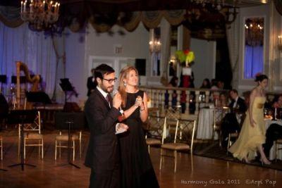 daniela bedoni in Second Annual Harmony Program Waltz