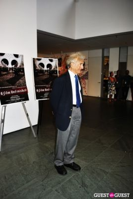 elie wiesel in NY Premiere of
