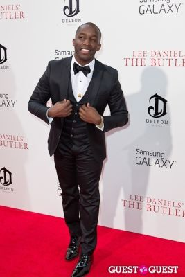 elija kelley in The Butler NYC Premiere