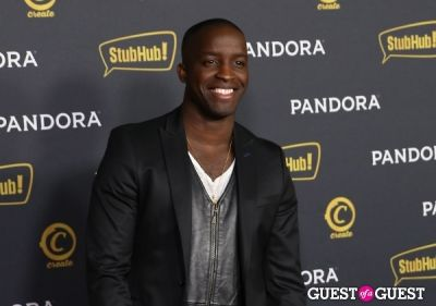 elijah kelley in Pandora Hosts After-Party Featuring Adrian Lux on Music's Most Celebrated Night