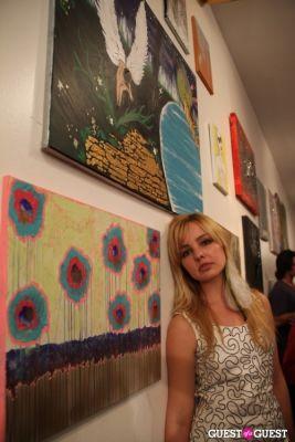 """elina dmetrieva in Feed A Model Presents: """"The City"""""""
