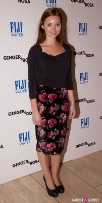eline powell in FIJI and The Peggy Siegal Company Presents Ginger & Rosa Screening