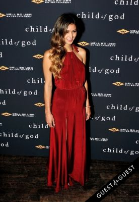 elisa shay in Child of God Premiere