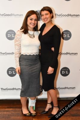 elise baros in Battle of the Chefs Charity by The Good Human Project + Dinner Lab