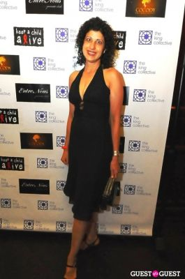 elise bennett in Zelda Kaplan's Birthday Benefit for Keep A Child Alive