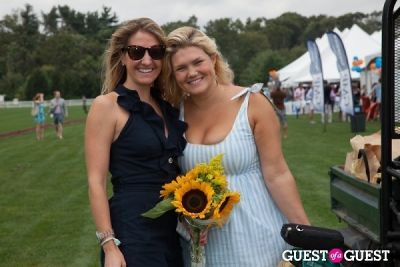 eliza glaister in 28th Annual Harriman Cup Polo Match