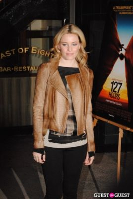 elizabeth banks in 127 Hours Premiere