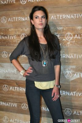 elizabeth chambers in Alternative Apparel presents Season of Change