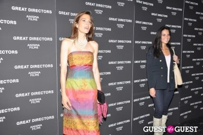 elizabeth christopher in New York Premiere of 'Great Directors' 6-23-2010