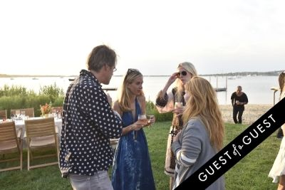 rachelle hruska-macpherson in Cointreau & Guest of A Guest Host A Summer Soiree At The Crows Nest in Montauk