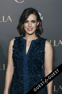 elizabeth henstridge in Premiere of Disney's