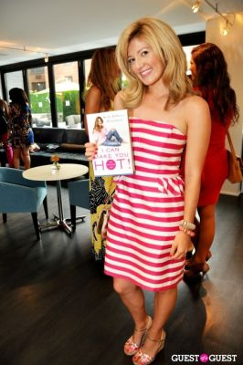 elizabeth kane in Kelly Bensimon Book Party With Gilt City