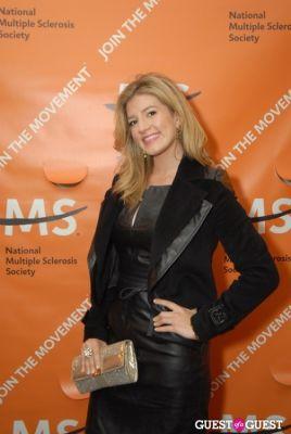 elizabeth kane in Fashion's Fight Against MS