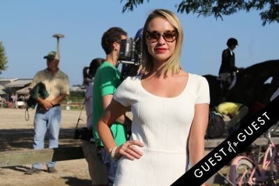 becca tobin in The Hampton Classic 2014
