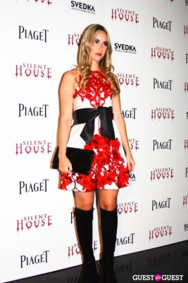 elizabeth kurpis in Silent House NY Premiere