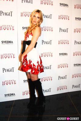 elizabeth kurpis in Silent House NY Premiere