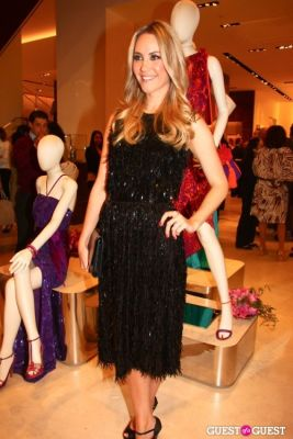 elizabeth kurpis in Ferragamo Flagship Re-Opening and Mr & Mrs. Smith Launch Event