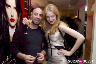 elle in Longchamp/LOVE Magazine event