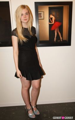 elle fanning in Photo L.A. 2014 Opening Night Gala Benefiting Inner-City Arts