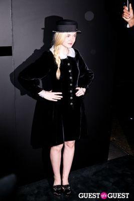 elle fanning in Chanel Fine Jewelry Presents