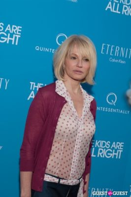 "ellen barkin in ""The Kids Are All Right"" Premiere Screening"