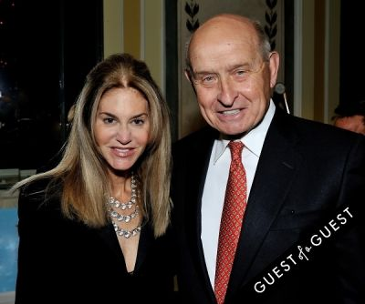 wynn churchill in The American Folk Art Museum Fall Benefit Gala