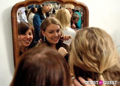 jamie perlowitz in Sorrelli Montclair Store Opening