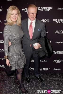 chuck scarborough in Avion Espresso Presents The Premiere of The Company You Keep