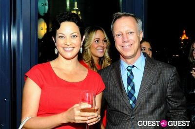 ellie krieger in The 2012 Everyday Health Annual Party