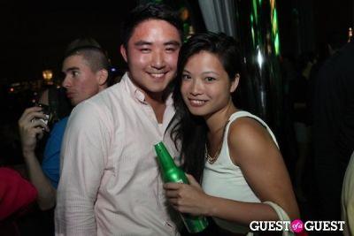 amanda jiang in Heineken & the Bryan Brothers Serve New York City