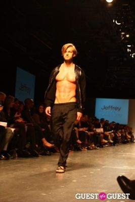 ellis mccreadie in Jeffrey Fashion Cares 2012