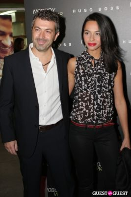 emanuele secci in Nobody Walks premiere