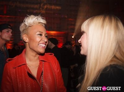 emeli sandé in Friends 'N' Family Pre-Grammy Party