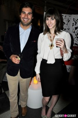 kate warren in Summer Cocktail Party With Gilt City