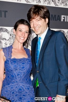 emile cowan in Museum of Modern Art Film Benefit: A Tribute to Quentin Tarantino