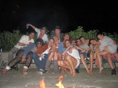 emilie ghilaga in Socialites in Hamptons